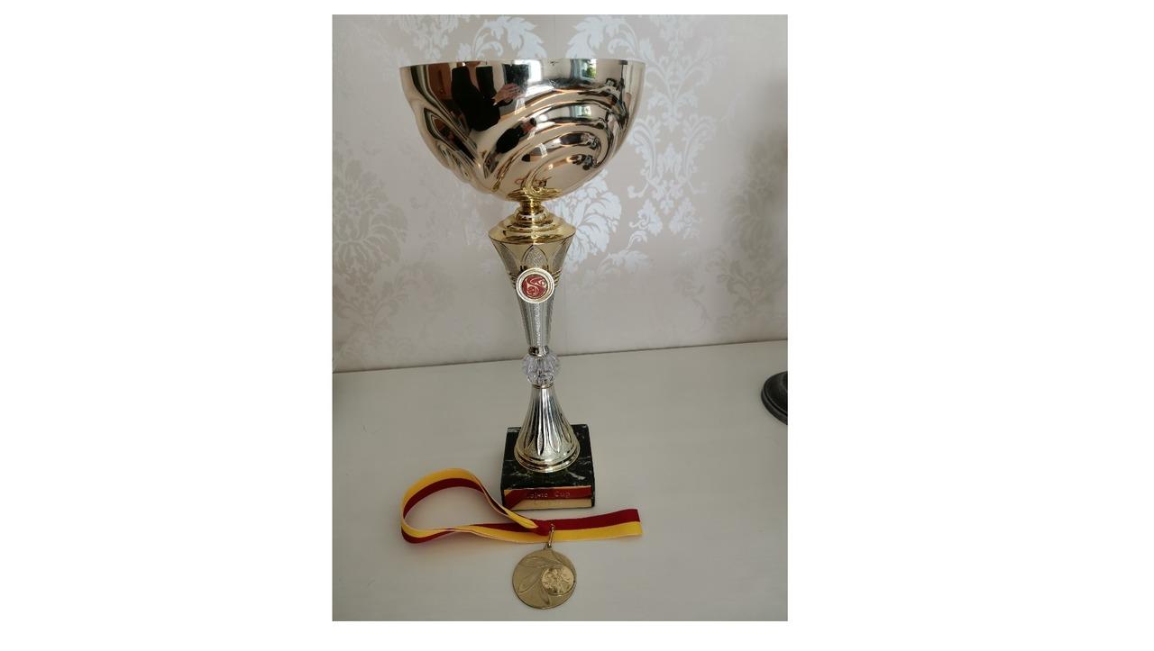 Loisto Cupin voitto C-tytöille!