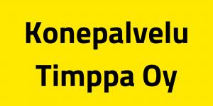 Konepalvelu Timppa Oy