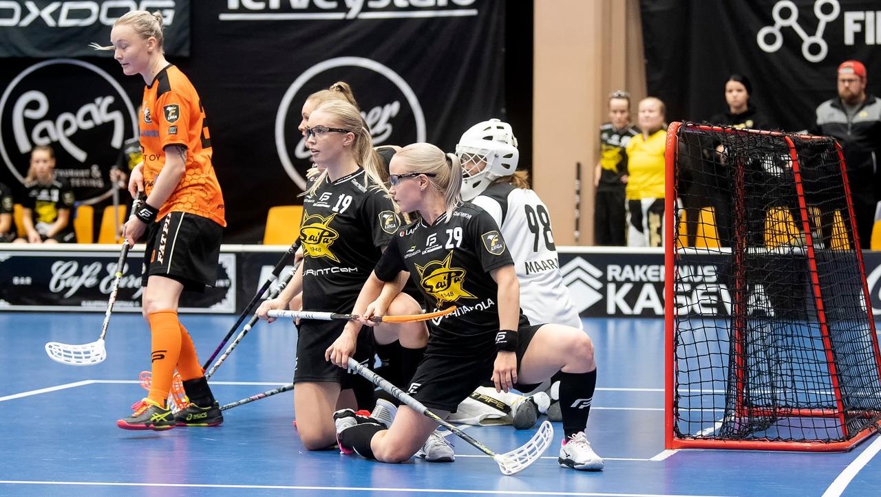 SaiPa Salibandyn naisten joukkueessa todettu koronatartunta