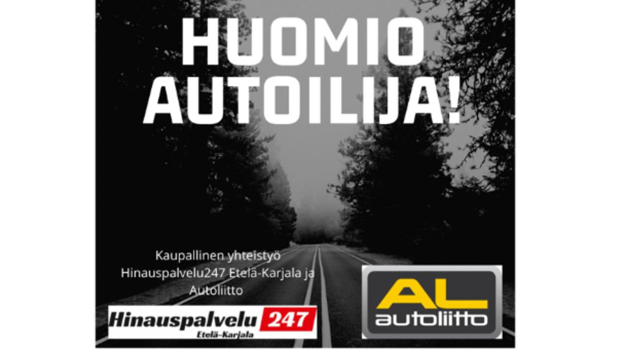 SaiPa Salibandy P15 sekä Hinauspalvelu 247 Etelä-Karjala ja Autoliitto